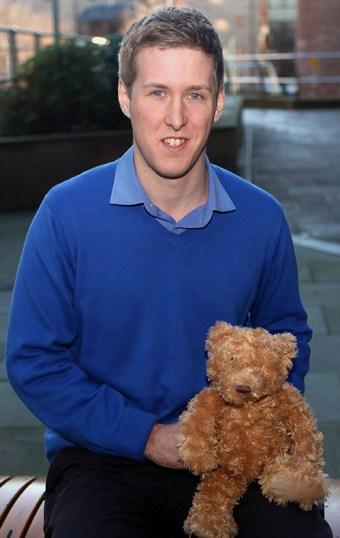Chris Fairbairn Teddy