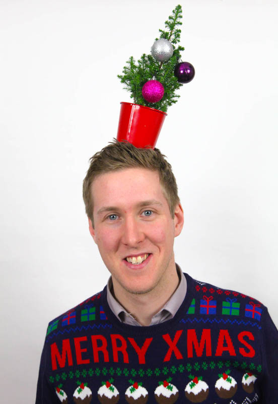 Edinburgh PR Agency getting in the Christmas spirit