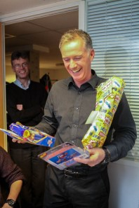 Scottish public relations experts getting in to the Christmas spirit