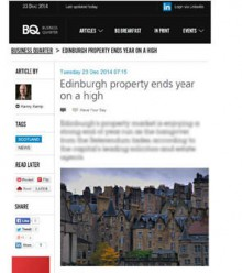 Edinburgh PR agency great coverage for Edinburghs leading solicitors
