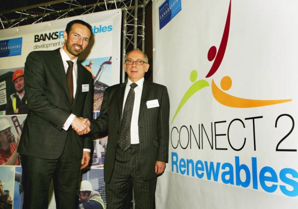 Public relations experts Holyrood PR in Edinburgh work with Banks Renewables