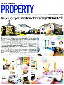 PR in Scotland for CALA Homes by Holyrood PR in Edinburgh