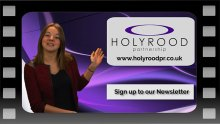 Holyrood PR TV presents a week of amazing coverage