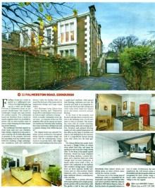 Edinburgh PR agency get property clients into Scottish property press