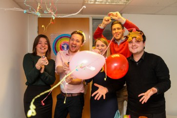 Edinburgh PR Agency know that creativity is the essence of great eye-catching PR.