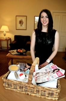 Edinburgh Public relations agency PR for Skene Hotell new project