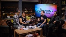 Scottish PR experts appearance on Scottish TV