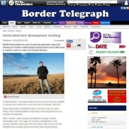 Boarder Telegraph