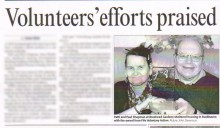 The Courier (Fife) Bield Edinburgh PR Client