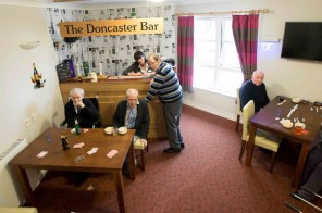 PR Agency in Scotland use Photography for Pub in BUPA Care Home