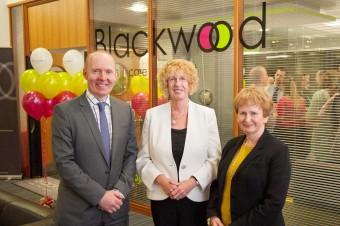 Blackwood, client at award winning PR agency Holyrood Partnership
