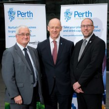 Holyrood PR Invest in Perth Press Release