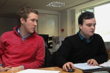 Holyrood PR in Edinburgh Staff Train Interns to give them expert PR skills