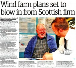Edinburgh PR Agency press public coverage
