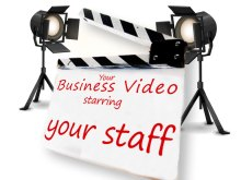 PR agency reveal key to success is PR videos for staff