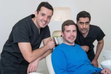 PR Photographers capture High-end Edinburgh Dentist
