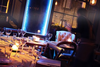 The restaurants glamorous refurbishment- food and drink pr