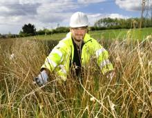 Edinburgh PR Agency Banks - Glenboig Site Investigation, Russell Goodchild of Heritage Envir...