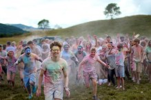 Holyrood PR in Edinburgh to take part in assault course to raise money for charity
