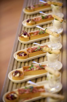 Catering specialists- food and drink pr