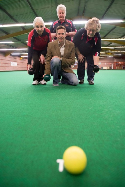 Banks Renewables use PR photography services from Holyrood PR in Edinburgh