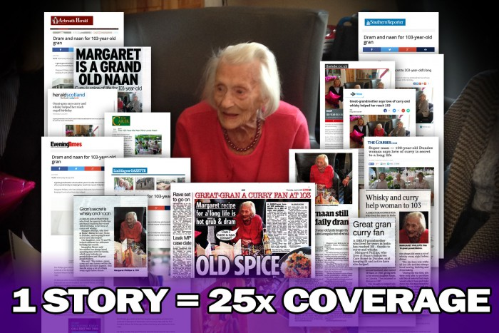 Scottish PR agency spicy up the media coverage for leading care provider