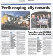 The Courier IIP coverage