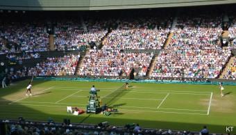Wimbledon Centre Court Flickr Carine06