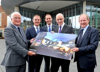 IIP £30mn investment announcement