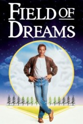 Movie poster for Kevin Costner film, Field of Dreams