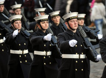Royal Navy use social media for recruitment