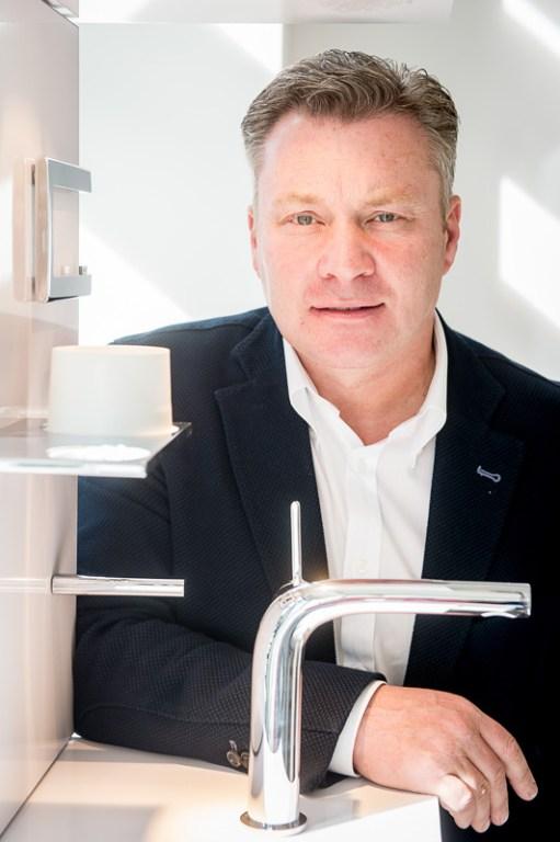 Ronnie Scott, Owner of Boscolo Bathrooms in Stockbridge
