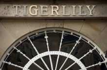 Exterior of boutique hotel Tigerlily. Photographed by Scottish hotel PR experts.