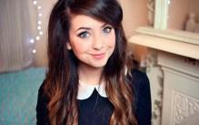 Blogger Zoe Sugg, known as Zoella
