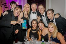 Award winning PR agency Holyrood PR in Edinburgh named outstanding small public relations consultancy