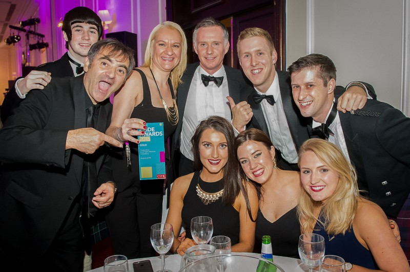 Holyrood PR in Edinburgh crowned outstanding small public relations consultancy