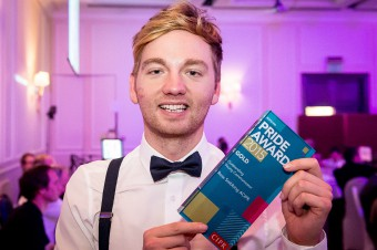 Ross Stebbing named Young Communicator of the Year at CIPR Awards 2015