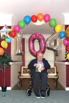 Neil McNeil, 104, says longevity is down to eating porridge | social care PR