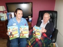 Neil McNeil, 104, says longevity is down to eating porridge | social care PR