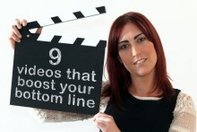 Nine types of video to benefit businesses