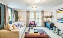 Property PR photography on behalf of Bield in St Andrews, Scotland.