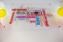 Blackwood HQ Launch in Edinburgh
