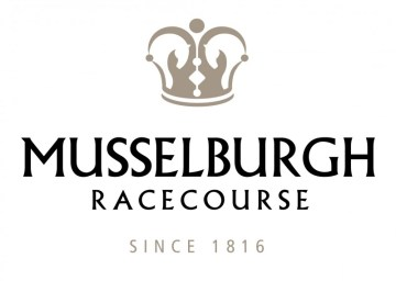 The logo of Musselburgh Racecourse, while working with public relations agency Holyrood PR in Edinburgh
