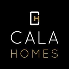 Cala Holmes logo. CALA Homes works with property PR agency Holyrood PR in Scotland