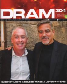 Dram magazine Food and Drink PR