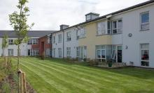 Charity PR photo of Oakburn Gardens - a Bield housing and care development in Milngavie