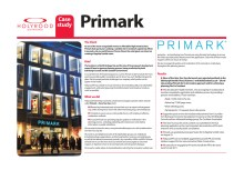 PR case study on the publica relations campaign which helped secure planning permission for the Primark store on Princes Street, Edinburgh
