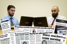 Scottish Business Resilience Centre Media Coverage Voucher Scam