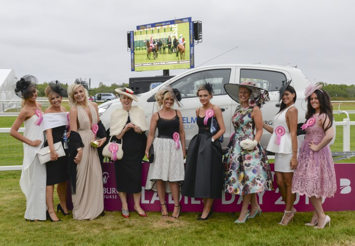 Musselburgh Racecourse hosts Stobo Castle Ladies Day