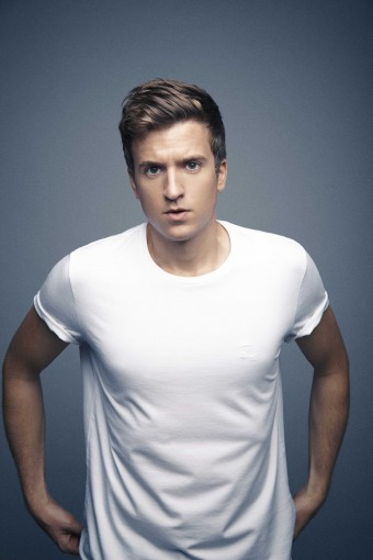 Greg James for BBC Radio 1
